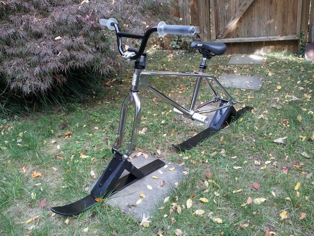 Picture of A better Ski Bike