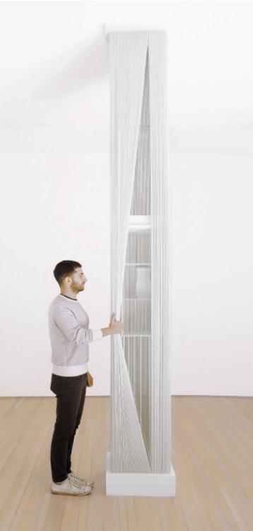 sebastian errazuriz_immaterial column — | furniture | interior, Möbel