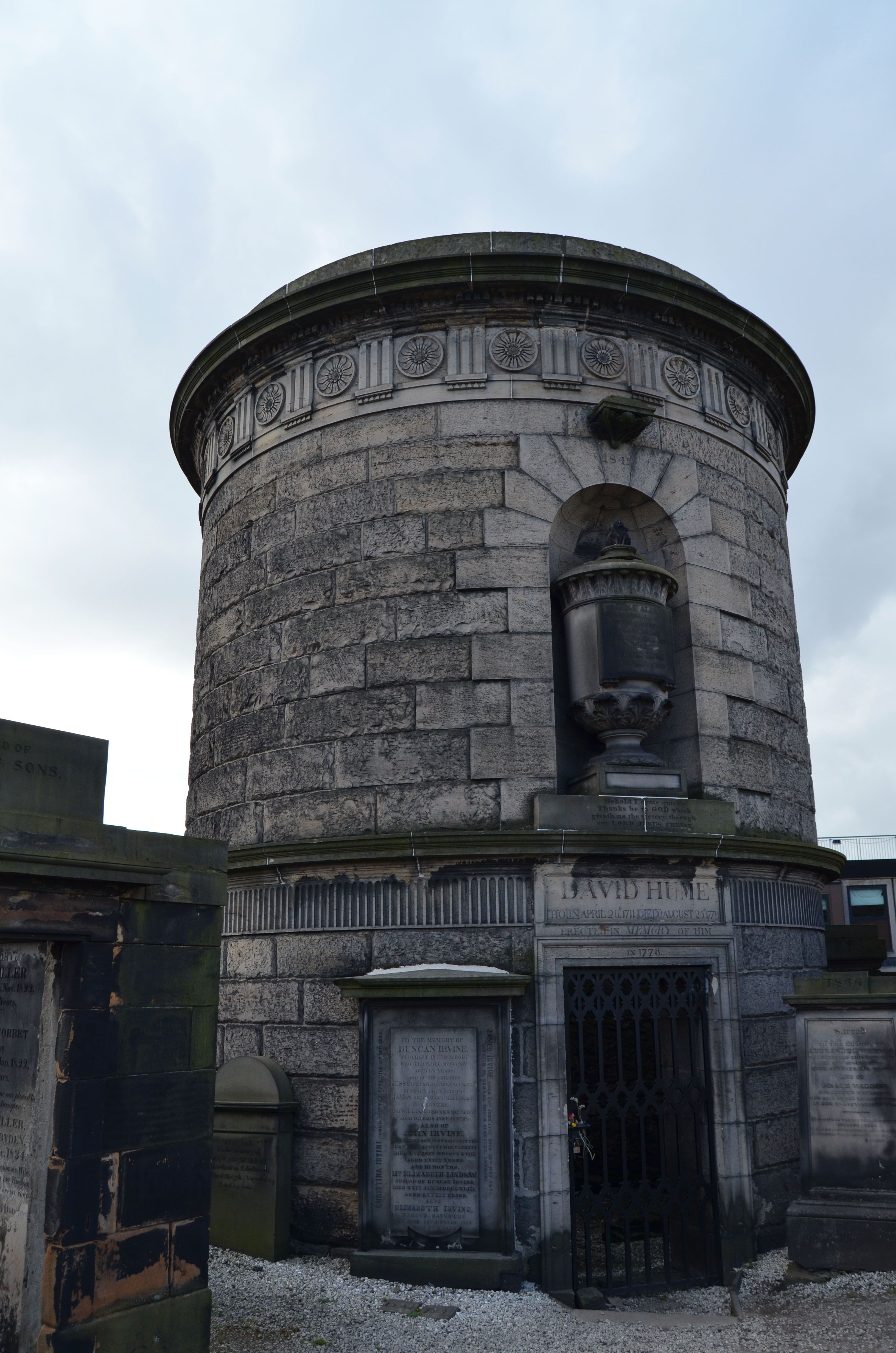 Mausoleo David Hume