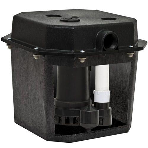 Superior Pump 92072 1 3 Hp Remote Sink Drain Pump System W
