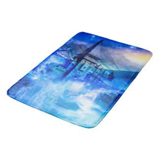 Castle of Glass Bathroom Mat