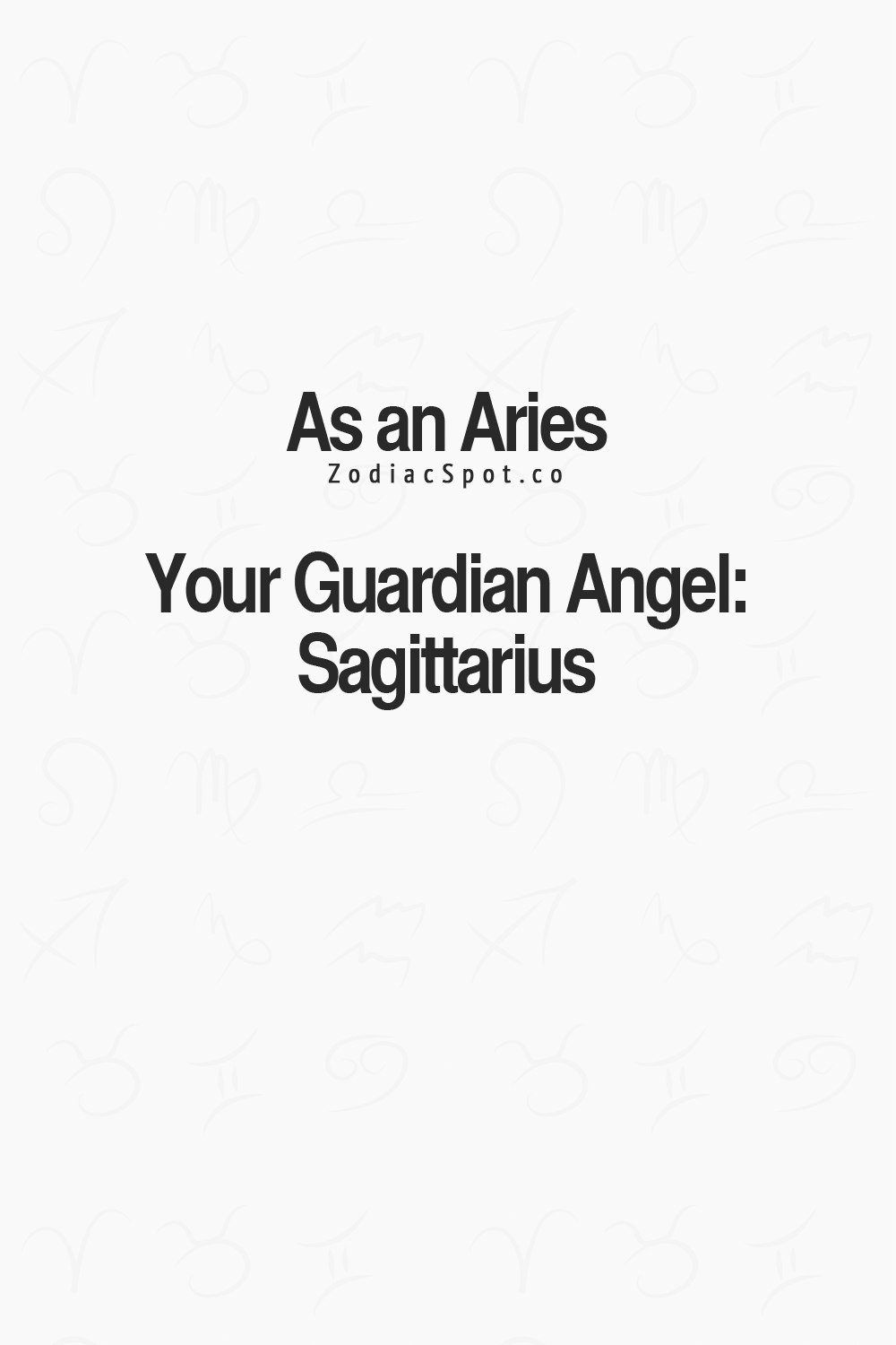 My Best Friend Is A Sagittarius And She Truly Is My Guardian Angel