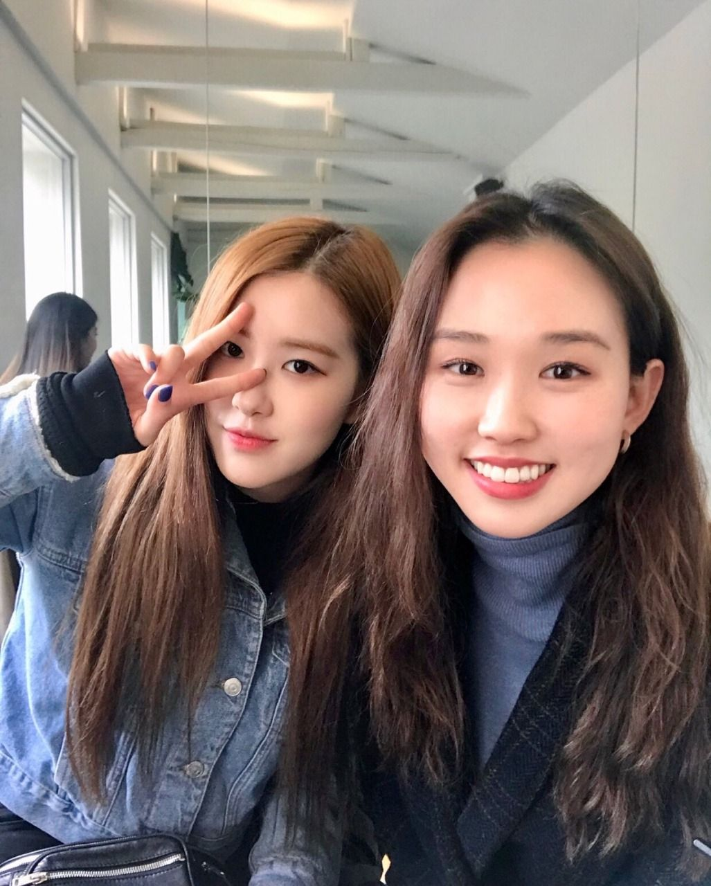 Rosé and her sister Alice :) | ALICE PARK di 2019