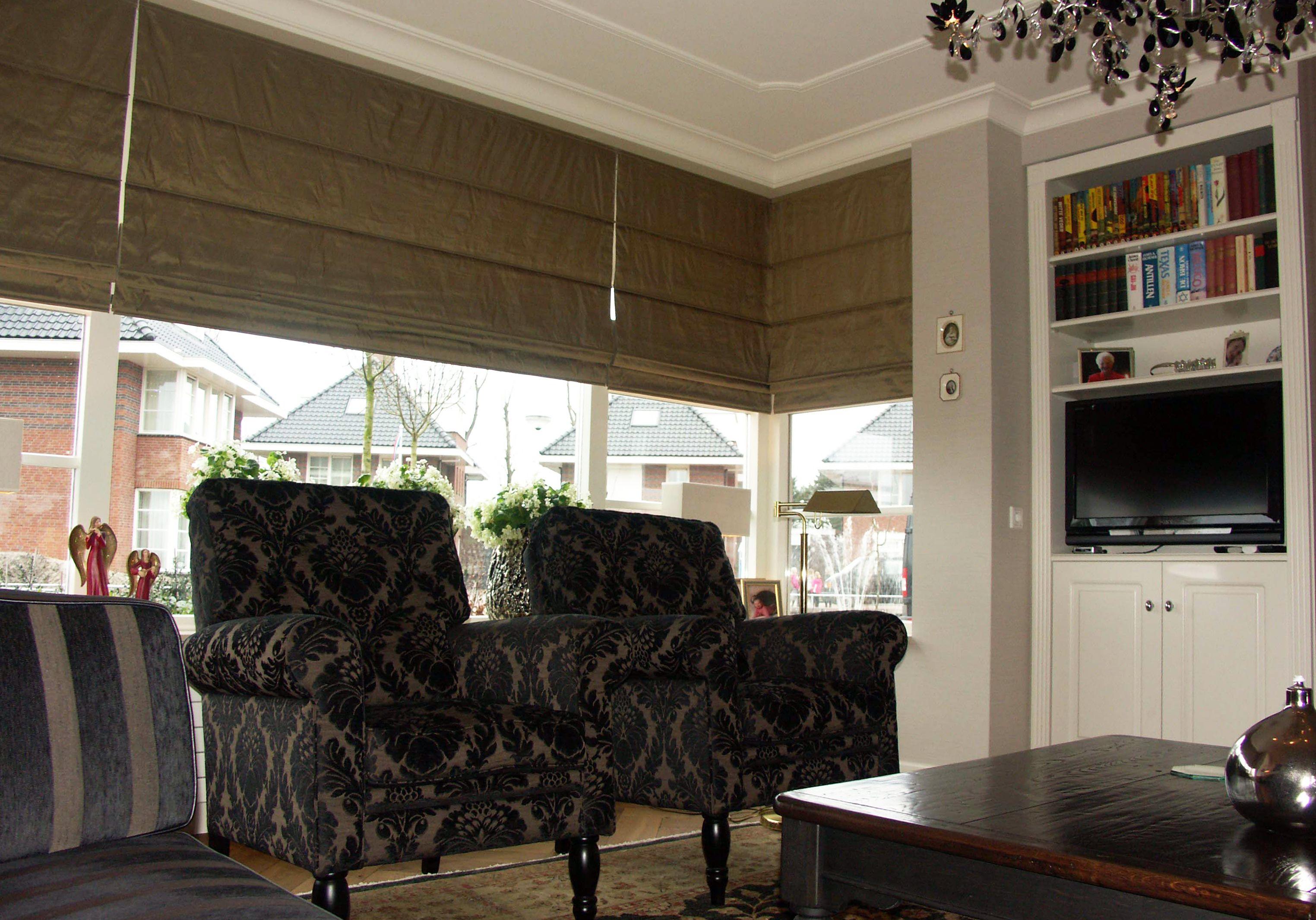Maatwerk kasten, stoffering, meubels, behang, karpet en vloer