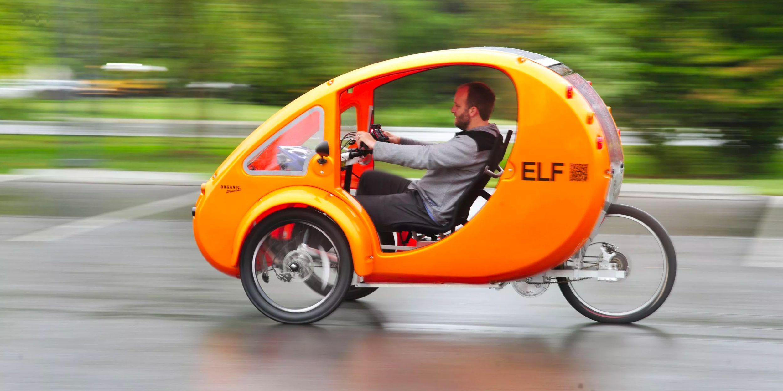 Solar Powered Electric Bike Cars Elf And Pebl Might Just Be Weird Enough To Work Electrek Electric Bike Solar Power Charger Trike