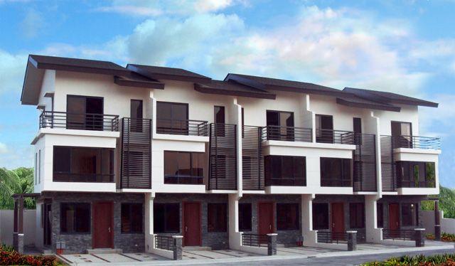 20758831 Jpg 700 388 Row House Design Philippines House