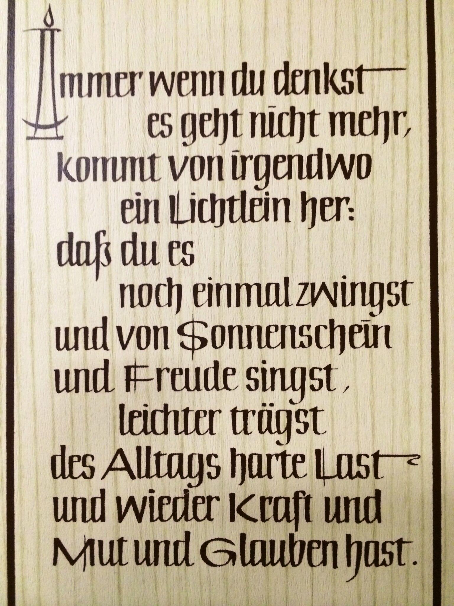 FREUDE – MUT – KRAFT … Lasse Dich beschenken (German Edition)