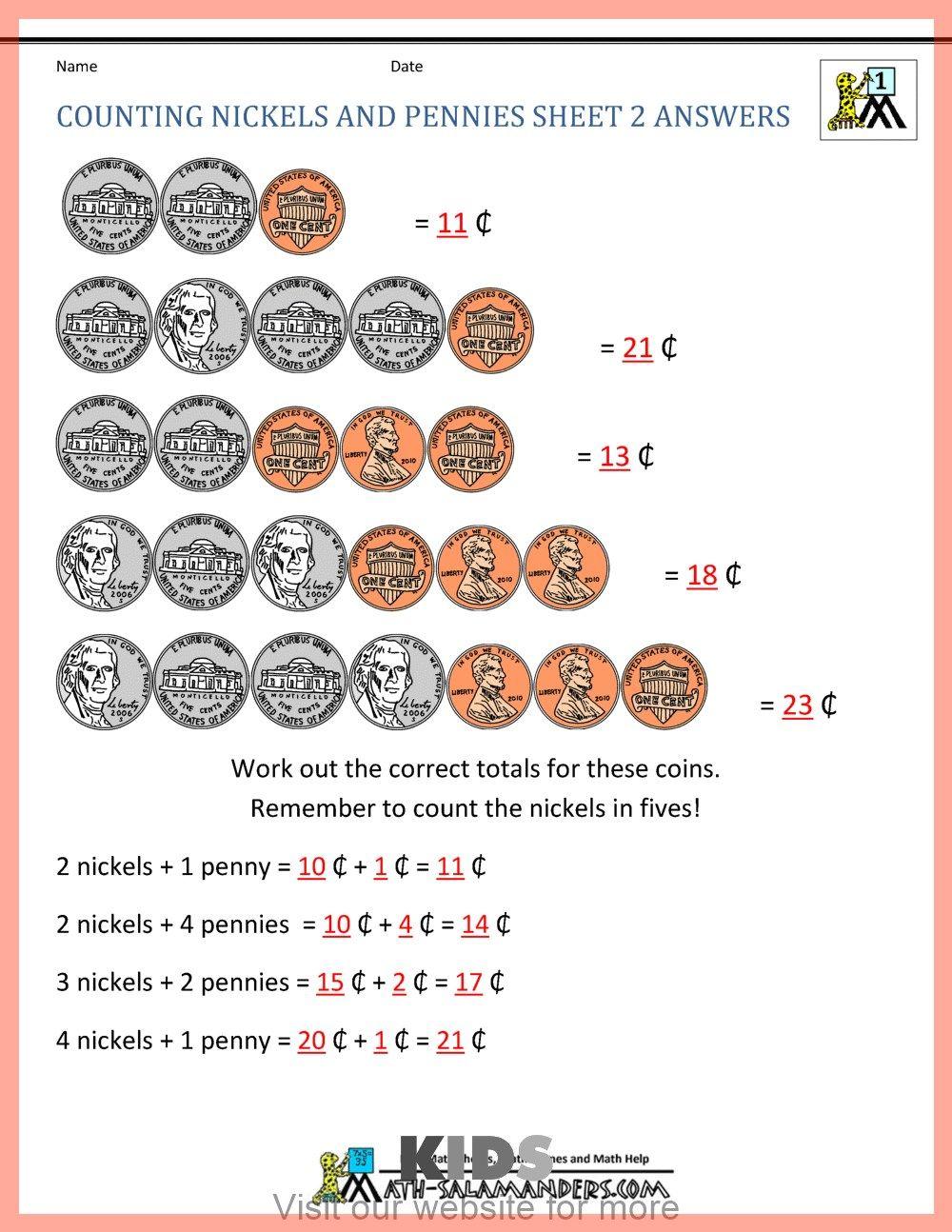 Homeschool Worksheet 3rd Grade Money Worksheets Counting Money Worksheets Homeschool Worksheets