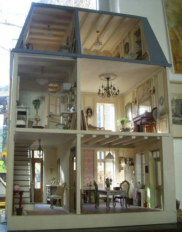 inspirational by pipi turner crafts gifts pinterest miniatur puppenstube und puppenhaus. Black Bedroom Furniture Sets. Home Design Ideas