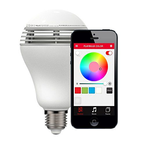 Mipow Playbulb Color Smart Home Led Gluhbirne Mit Integriertem