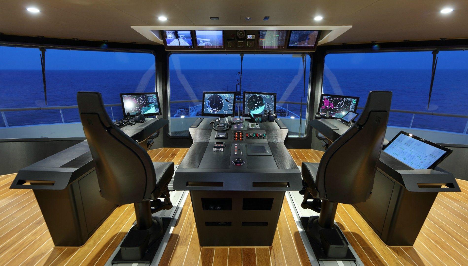 Luxury superyacht keyla interior by hot lab luxury yacht charter - Luxury Superyacht Keyla Interior By Hot Lab Luxury Yacht Charter 16