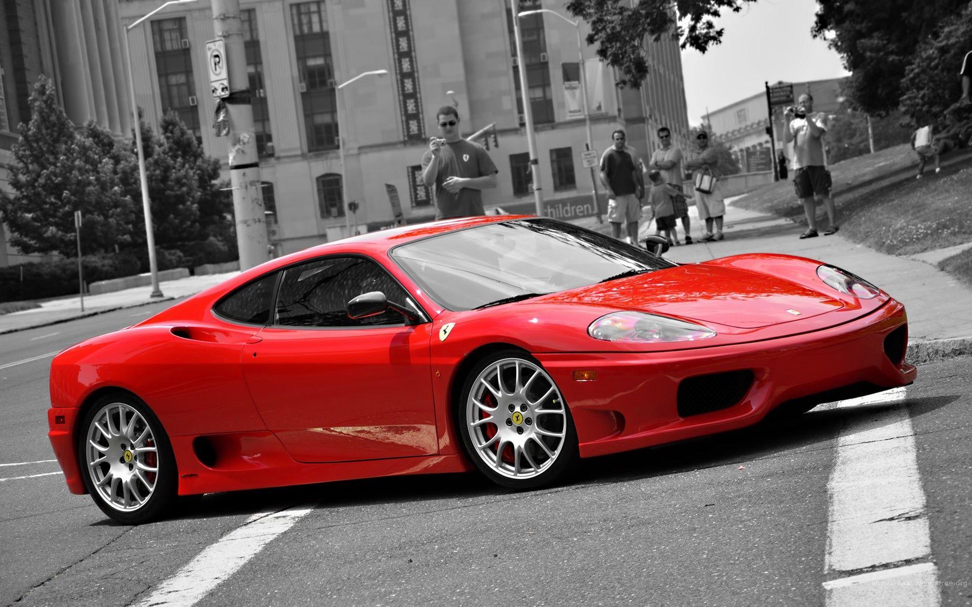 360 Challenge Stradale Ferrari 360 Ferrari Modena