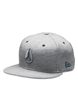 aad8281a197 High 5 New Era Hat - Heather Gray