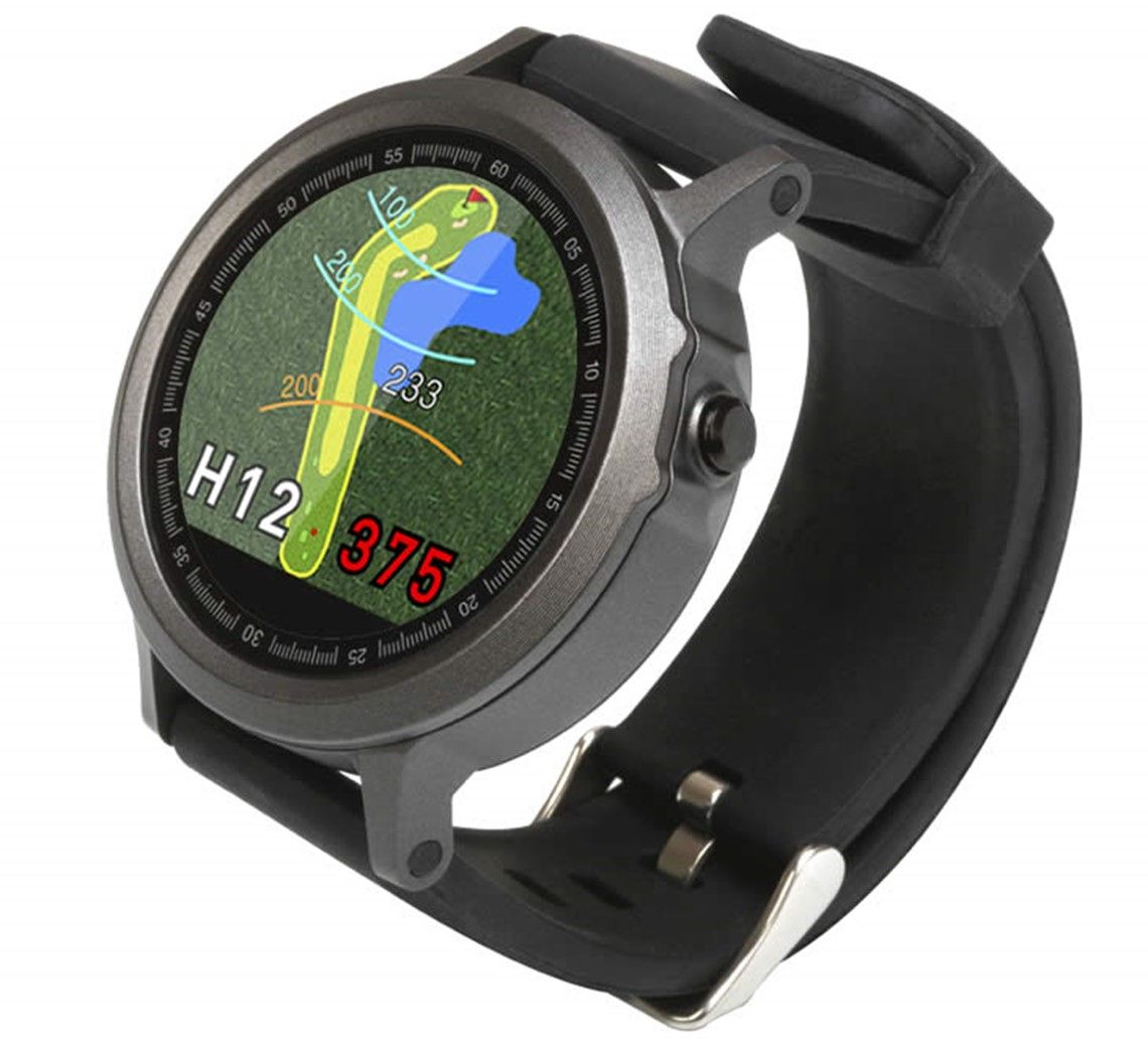Kết quả hình ảnh cho Pyle PSGF605 Golf GPS Watch