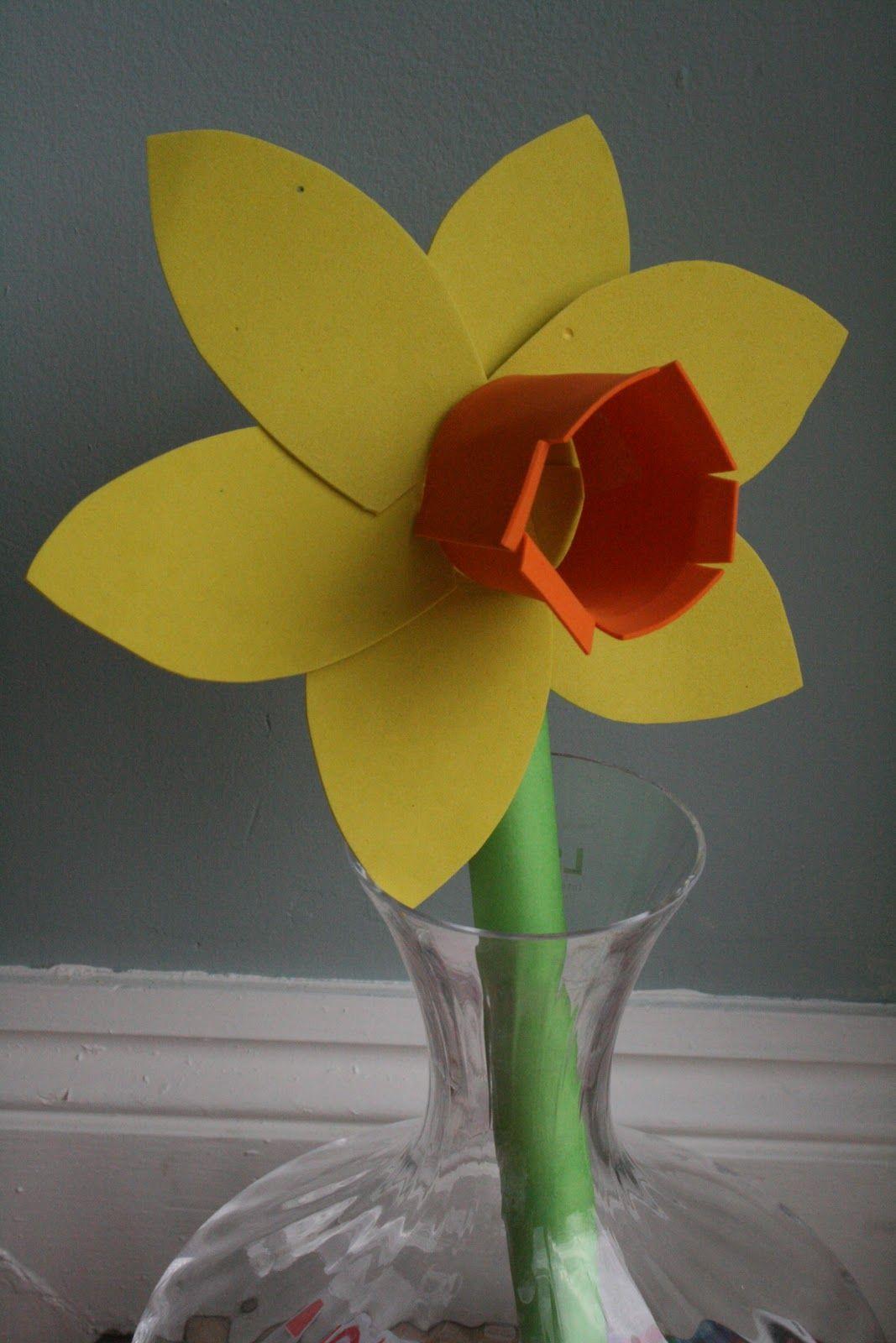 how to make cut daffodils bloom