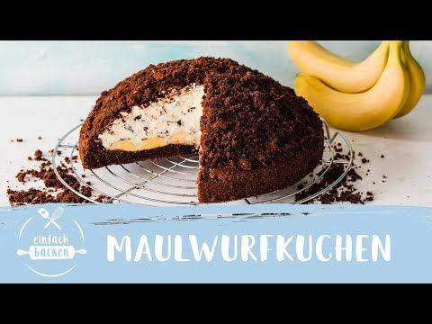 Maulwurfkuchen mit Banane | Die besten Backrezepte mit Gelinggarantie #sweet16birthdayparty