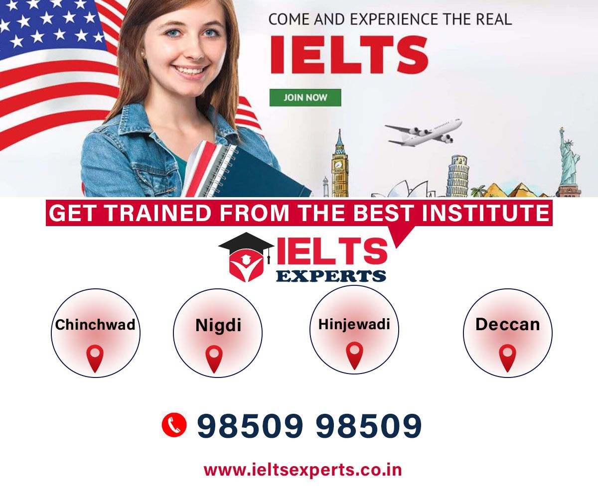 Looking For Best IELTS Coaching In Pune? http