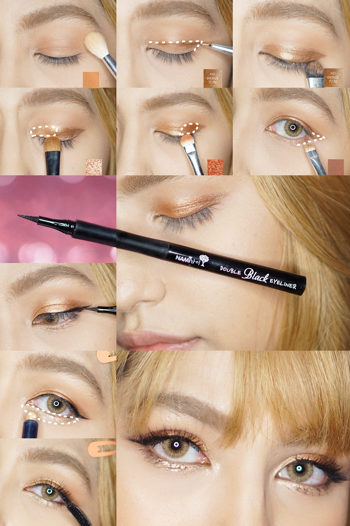 How To Lisa Blackpink Makeup Look By Ladylilac J Eyemakeuphooded Korean Eye Makeup Korean Makeup Tips Eye Makeup