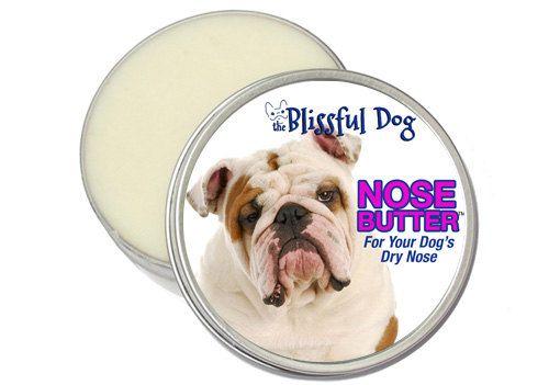 Bulldog Original Nose Butter All Natural Handcrafted Moisturizing