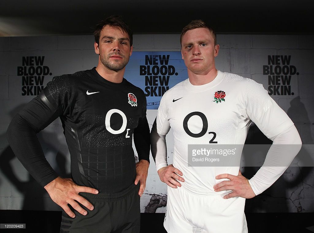 Launch Of The Nike England Rugby World Cup Kit Photos And Premium High Res Pictures England Rugby World Cup Rugby World Cup England Rugby