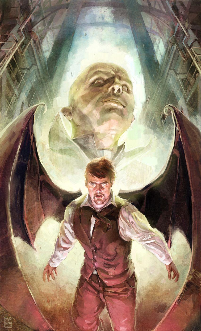 The Chronicles of Landon P. Rutherfold - Alejandro Germánico