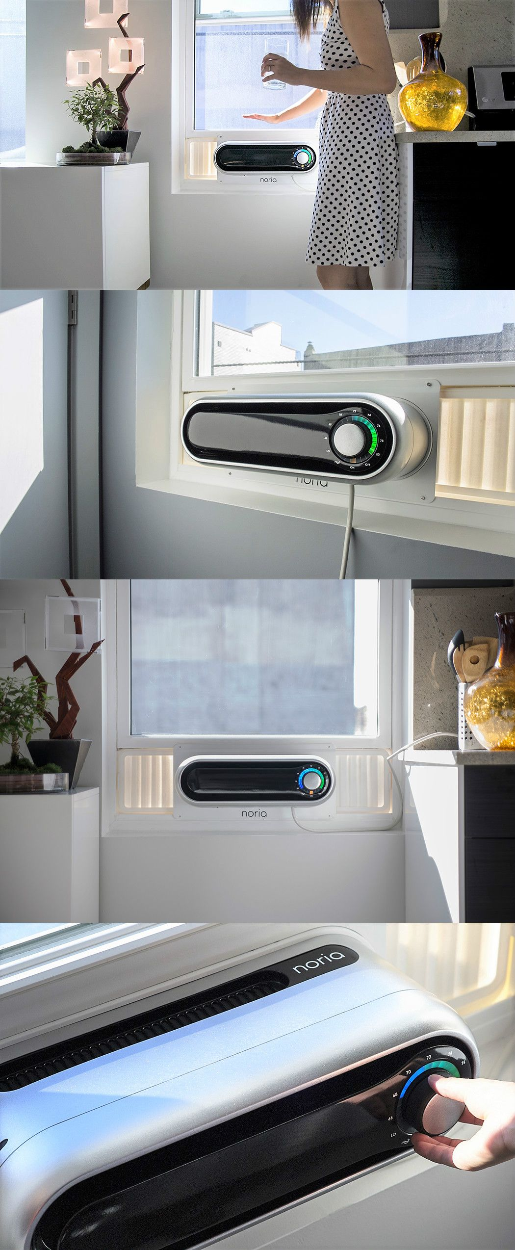 However ugly they are window air conditioning units can be a total lifesaver for those without