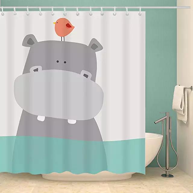 Amazon Com Boy Shower Curtain Kids Shower Curtain Boys Shower