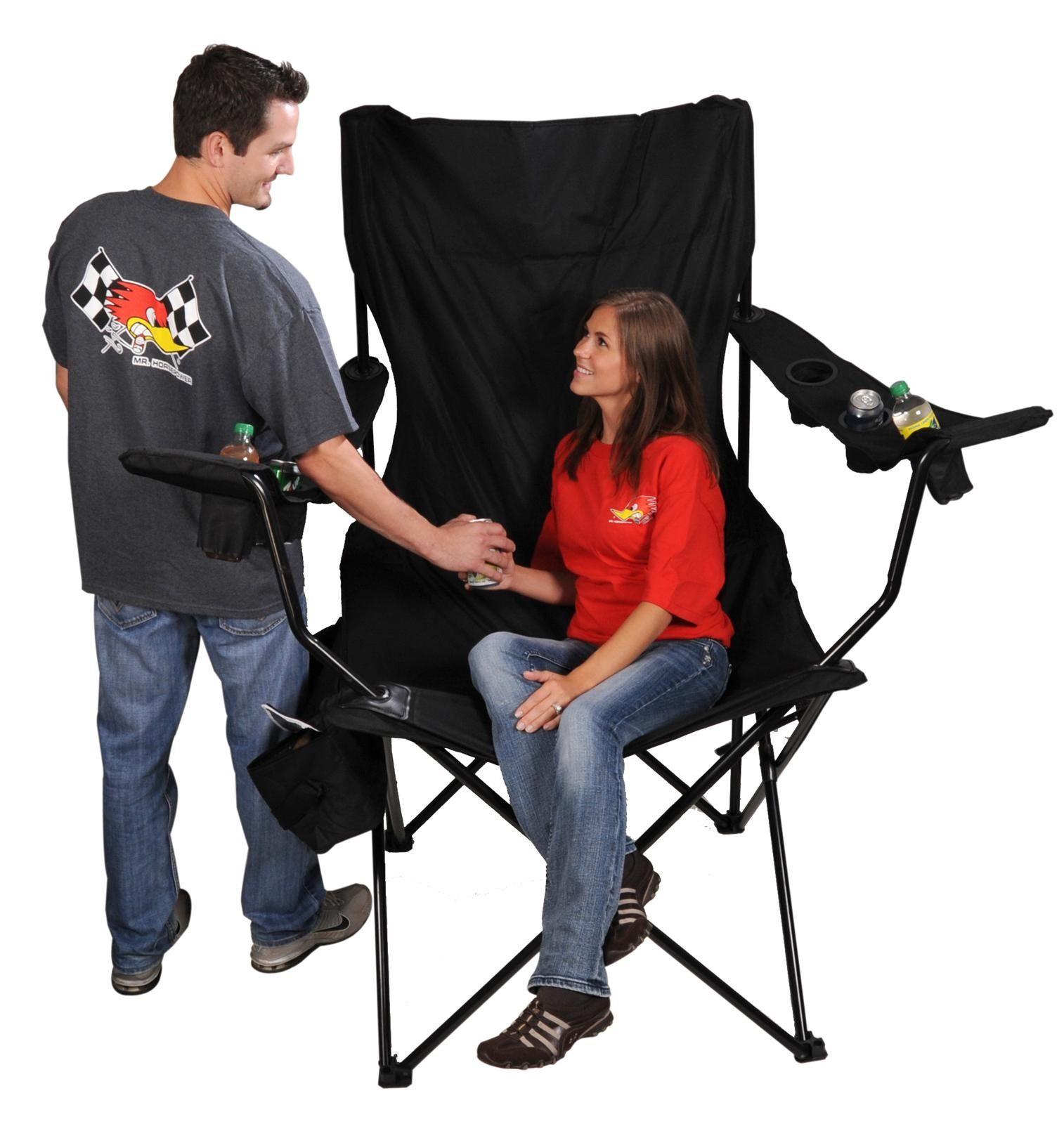 giant folding chair tennis ball feet on the edge kingpin http jeremyeatonart com