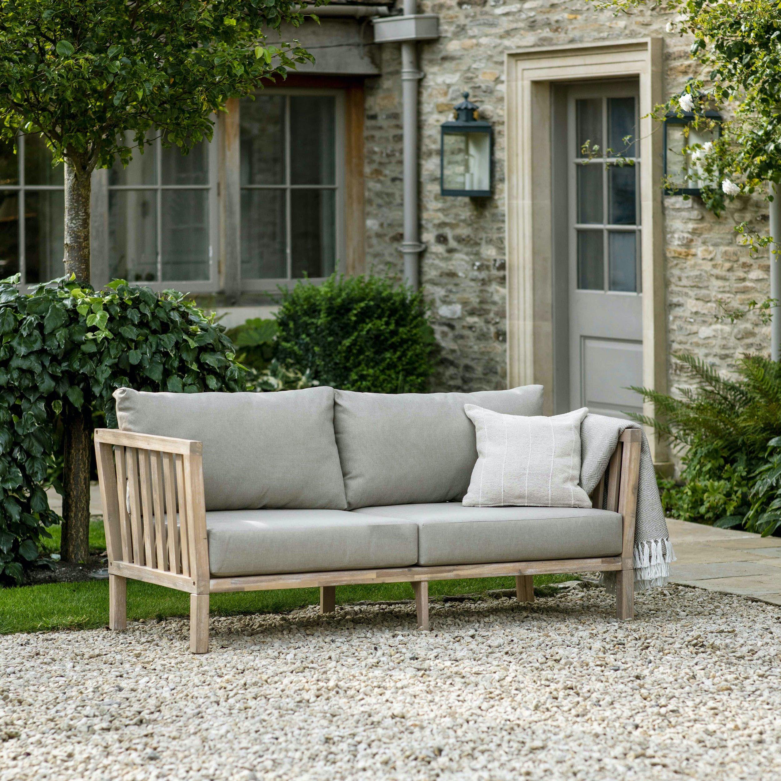 Porthallow 8 Seater Sofa in 8080  Outdoor sofa, Garden sofa