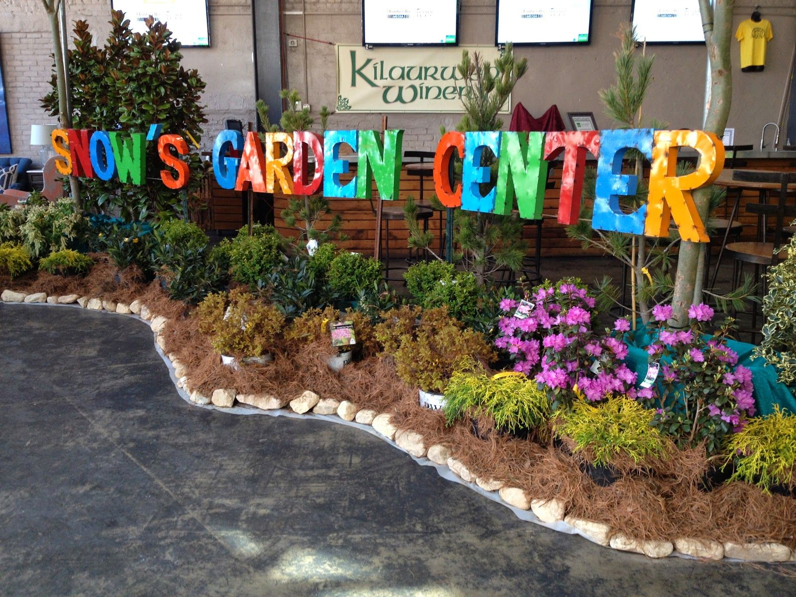 Garden Center Displays  Google Search
