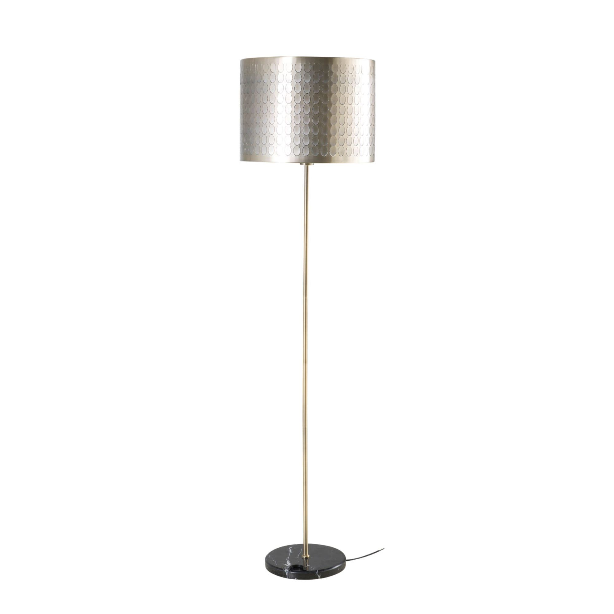 Floor & tripod lamps #whitemarbleflooring