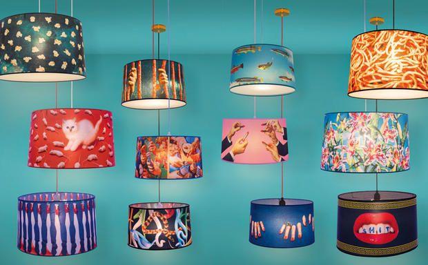 Seletti a Maison&Objet 2017: nuovi bicchieri, porcellane, lampade, tappeti e i primi dieci anni di Estetico Quotidiano