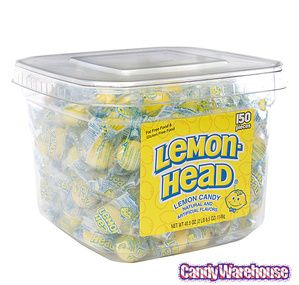 Just found Lemonhead Candy: 150-Piece Tub @CandyWarehouse, Thanks for the #CandyAssist!