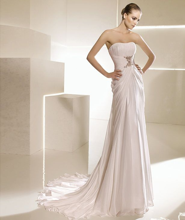 La Sposa Bridal Gown Style - Saboya | Wedding Dress | Pinterest | La ...