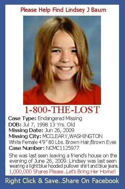 missing children from 2012 | Posters To Help Find Missing Children ...
