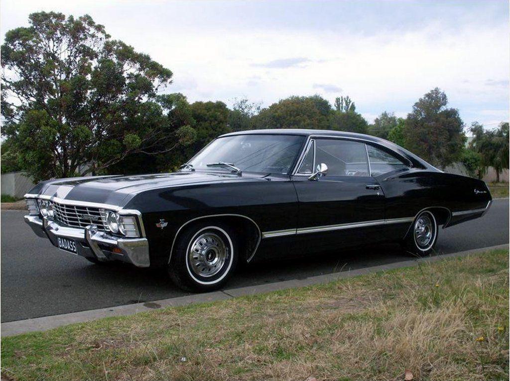 1967 Chevy Impala Sport Coupe Chevrolet Impala Chevrolet Classic Cars
