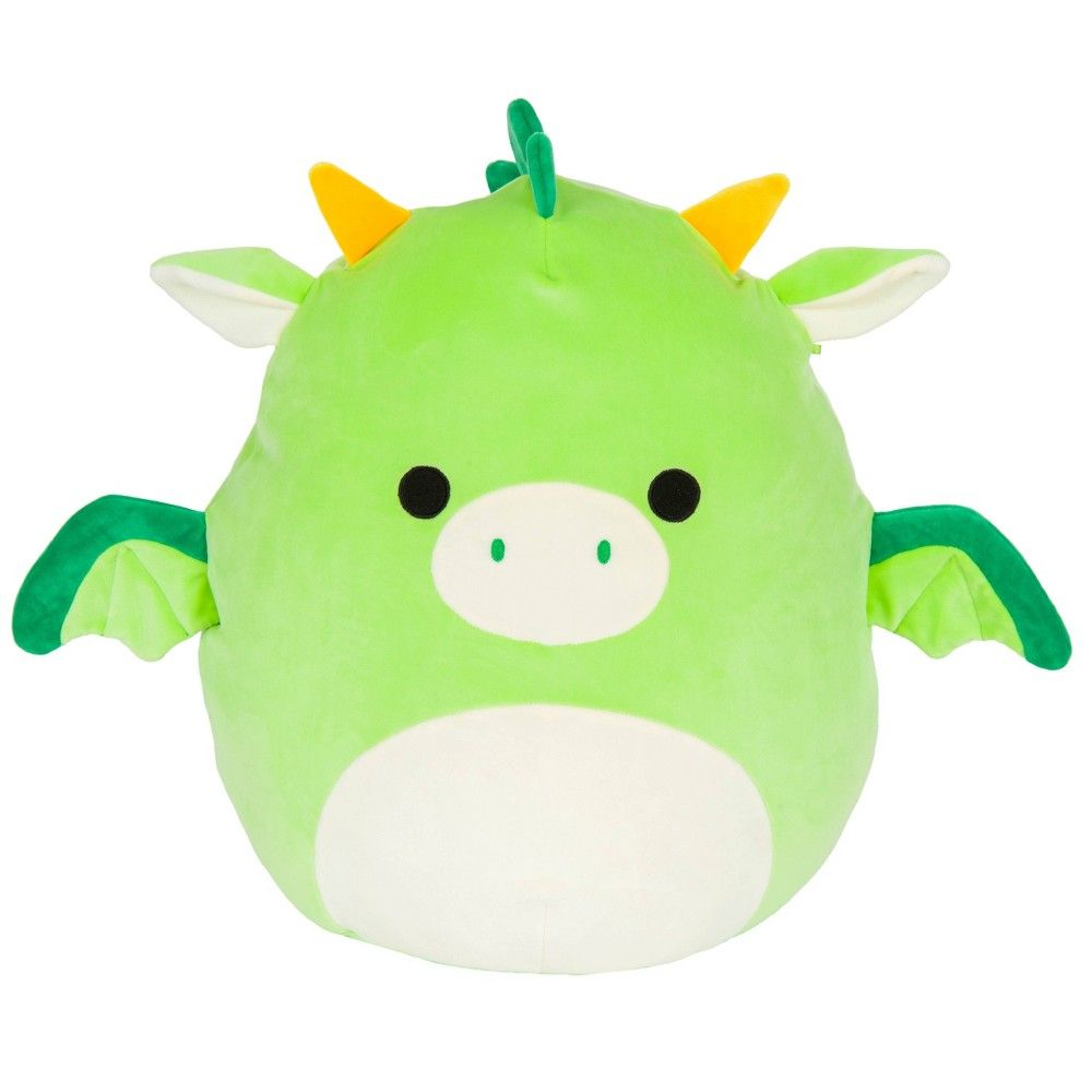 Squishmallow 16 Target Exclusive Dragon Size 16 Green Animal Pillows Pet Toys Pillow Pals
