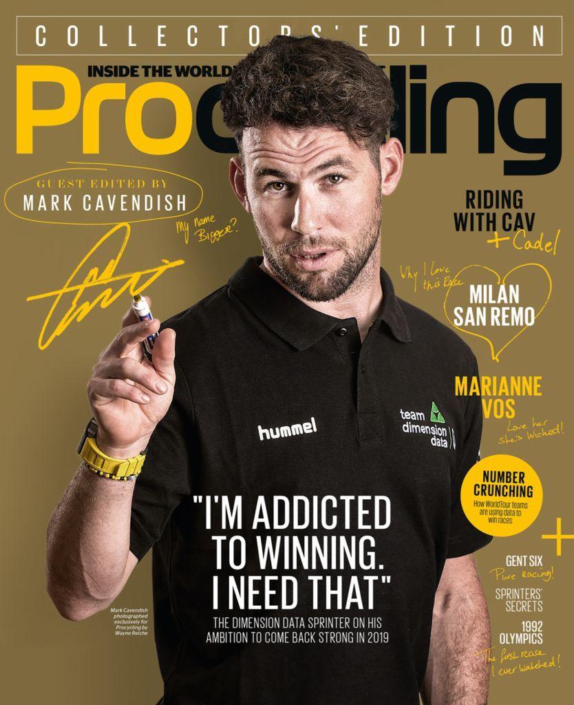 , Procycling Back Issue January 2019 (Digital), MySummer Combin Blog, MySummer Combin Blog