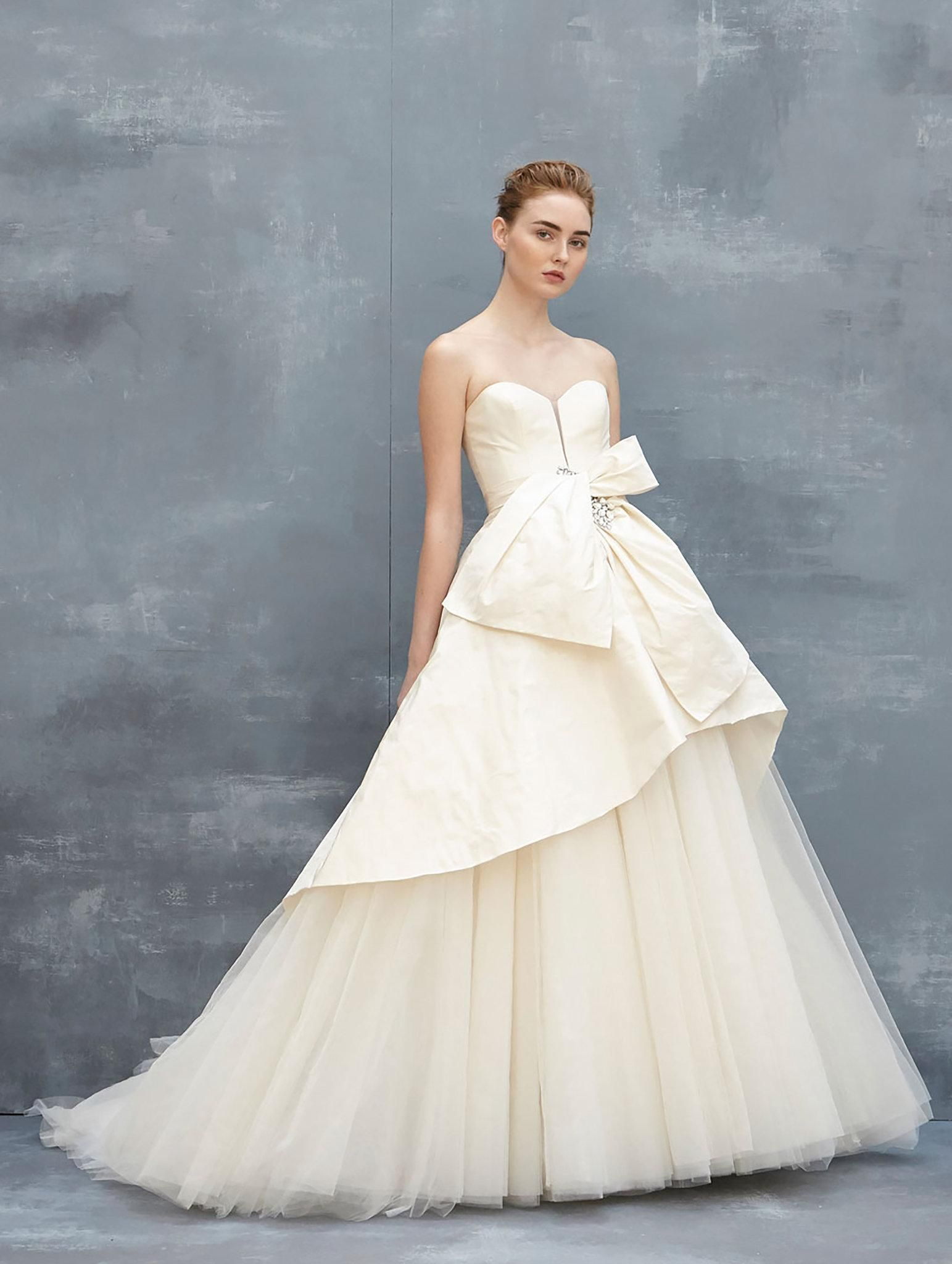 Simplicity by Amsale | Tulle balls, Gowns and Wedding dress