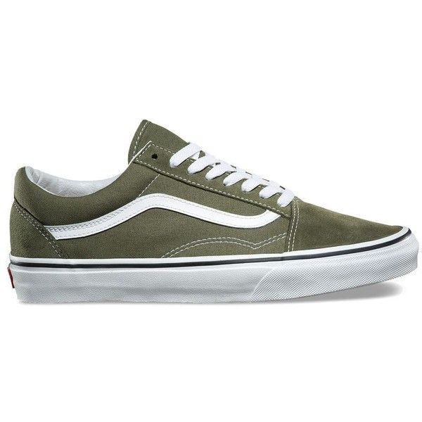 Vans Old Skool ($60) ❤ liked on Polyvore featuring men's