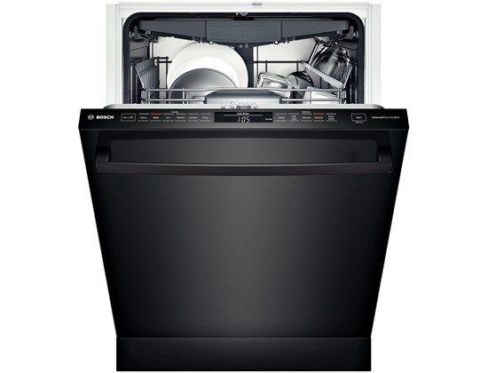 Bosch Shx68t56uc 800 Series Black Cooking Utensils Bosch Dishwasher