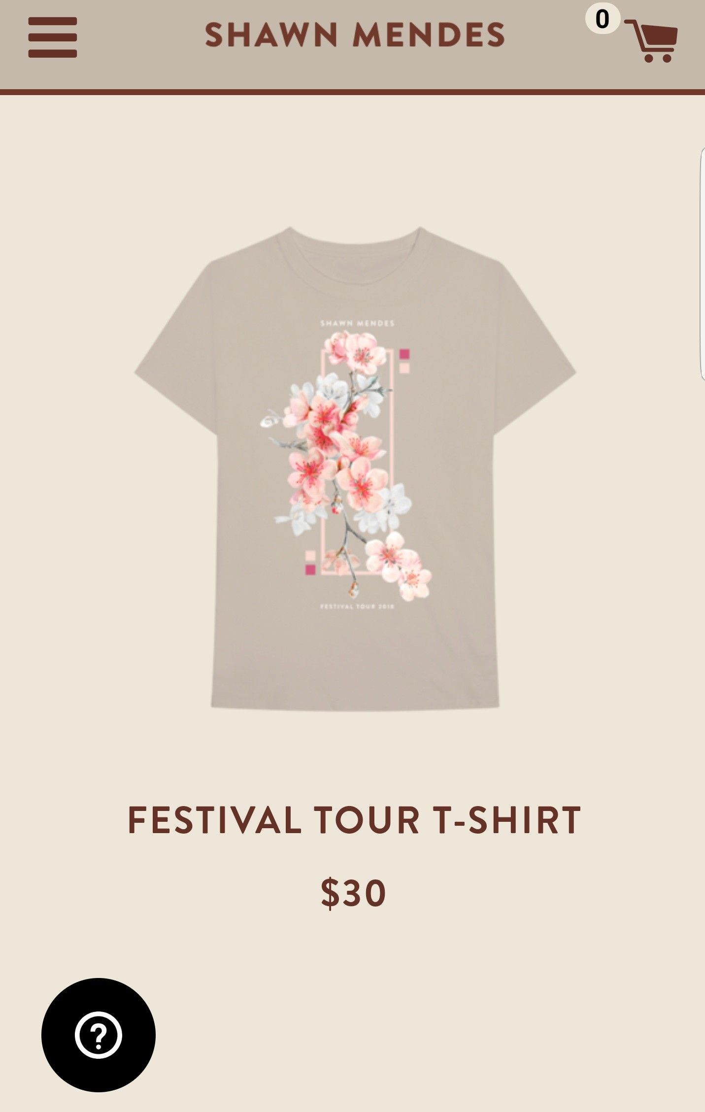 487a759ad Shawn Mendes The Tour T-shirt 30$😭❤ #shawnmendesthetour2018 | The ...