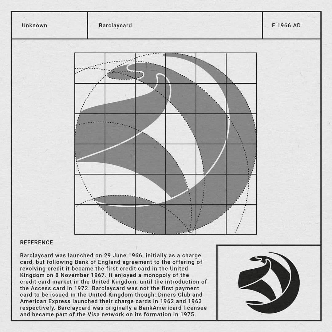 Barclaycard Branding Diseno De Logotipos Disenos De Unas Tecnicas De Dibujo