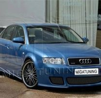 Migastyling Audi A4 B6 Body Kit D Style Aua4ne 01 02 03 D Body Kit Audi A4 Audi