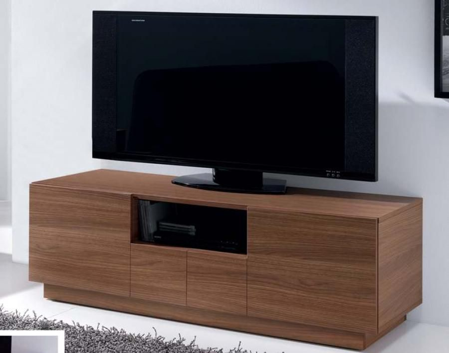 Compact TV Unit in Four Different Finishes - Contemporary, compact ...