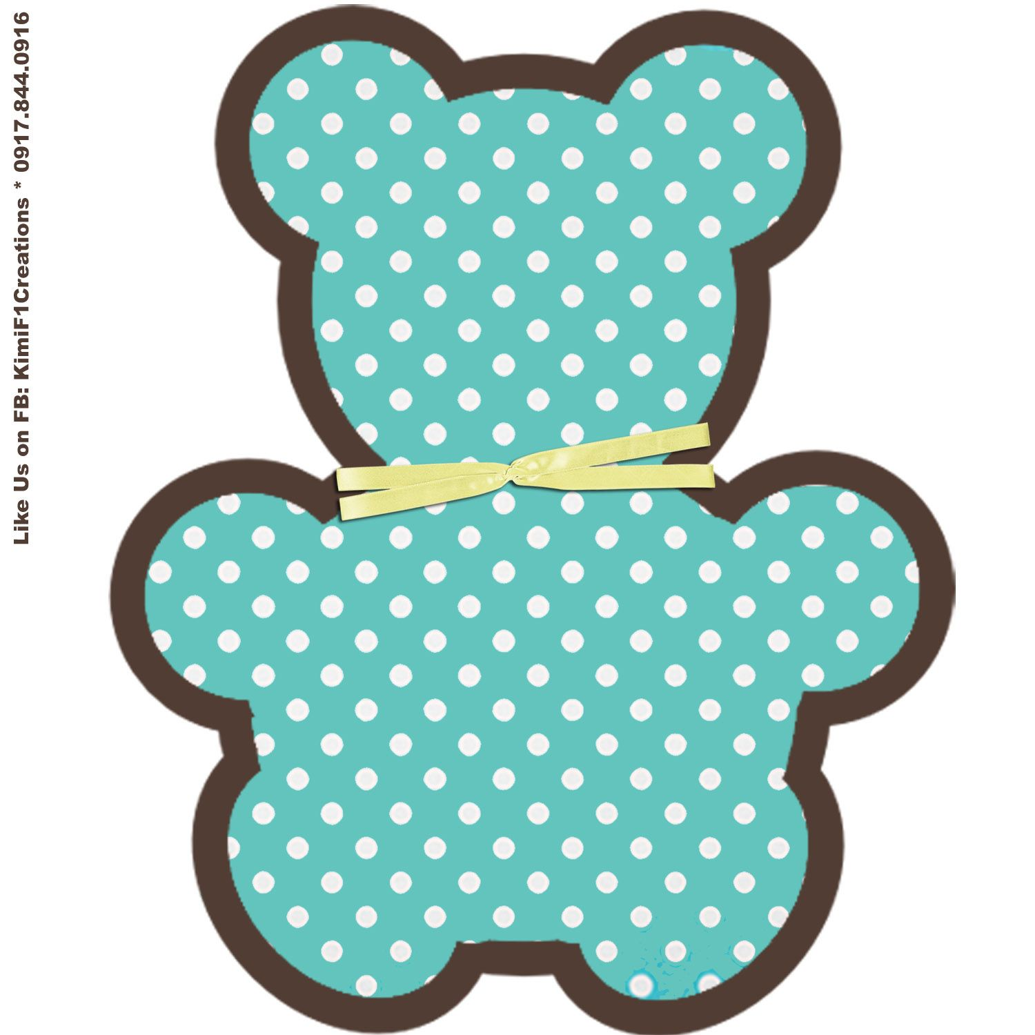 Teddy Bear Baby Shower Templates Free Baptismal Invitation