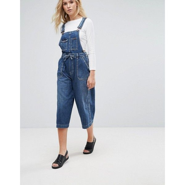 Pepe Jeans Womens Jodie Dungarees