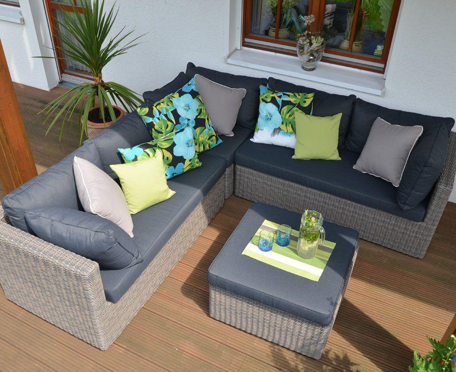 Gut Garten Eck Lounge Großartige Abbild Der Ebfdacfddd