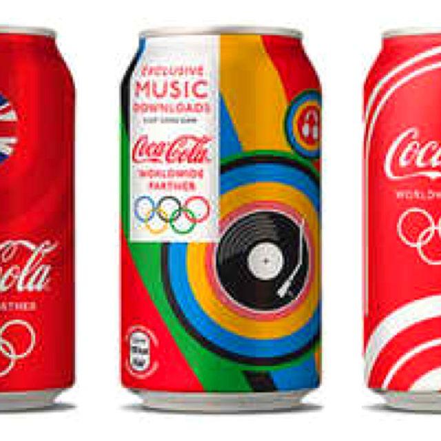 La lata olimpicaaa