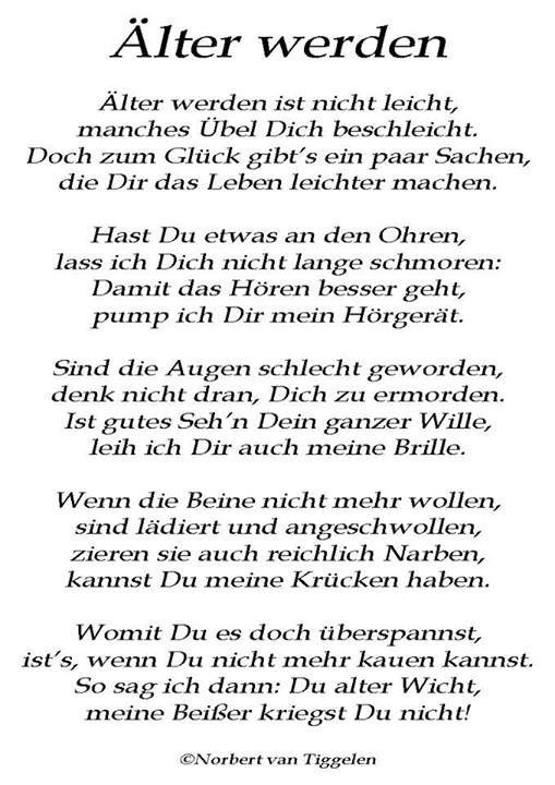 Pin Von Therese Koch Auf Geburtstag Sprüche Lustige